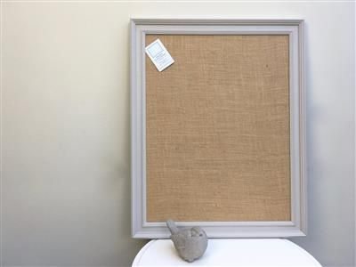 20 Off Purbeck Stone Extra Large Pin Board W Traditional Frame