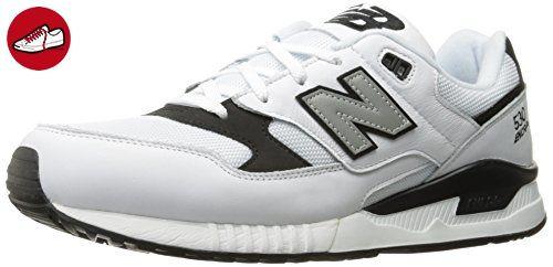 Para estrenar atesorar como una mercancía rara precio oficial New Balance M530 D - lga white/black, Größe #:11 (*Partner-Link ...