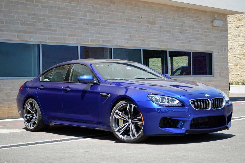 2014 Bmw M6 Gran Coupe Blue Encouragement Pinterest Bmw M6