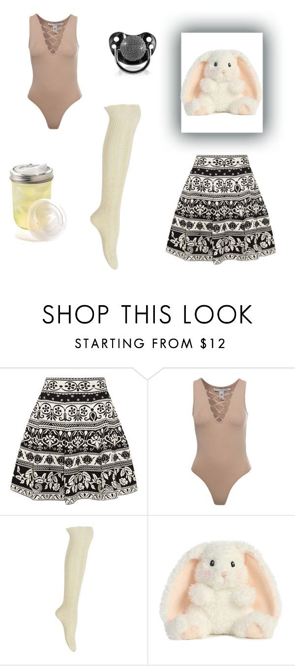 """Cold! Burrr"" by ry-luve ❤ liked on Polyvore featuring Alexander McQueen, NLY Trend and Hue"
