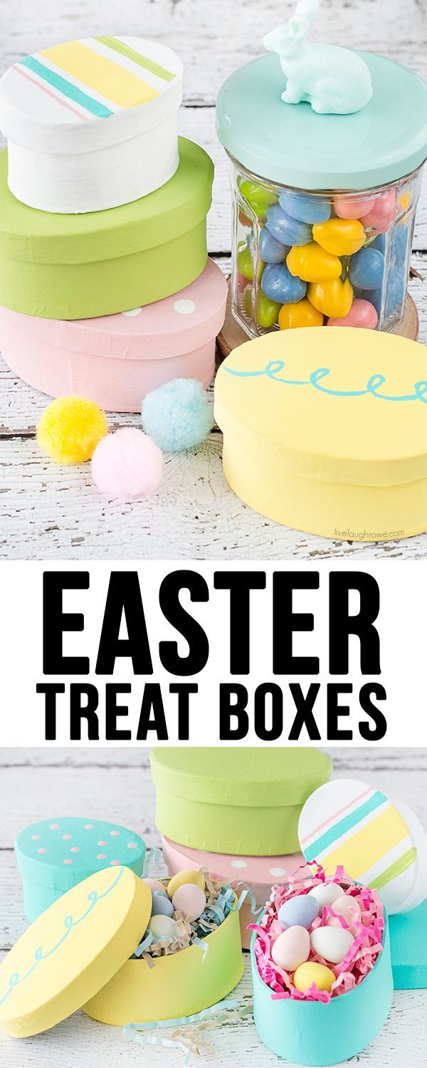 Easter gift boxes made from paper mache boxes toys paper and easter gift boxes made from paper mache boxes negle Gallery