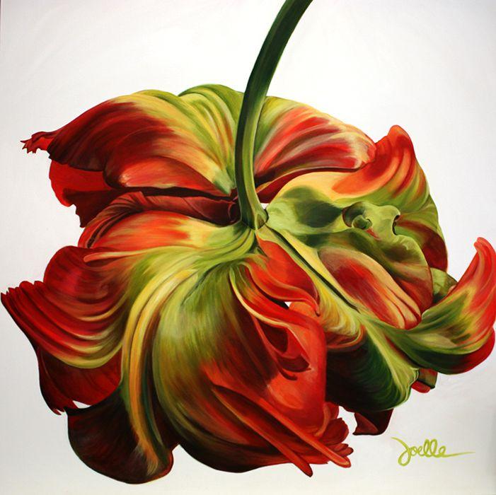 Tulipia - The Fainting Tulip
