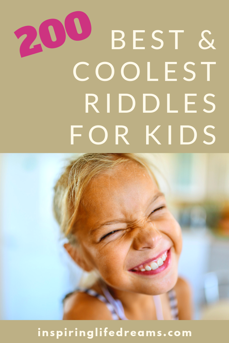 Riddles For Kids Best Most EPIC Collection Of 200+ Kids