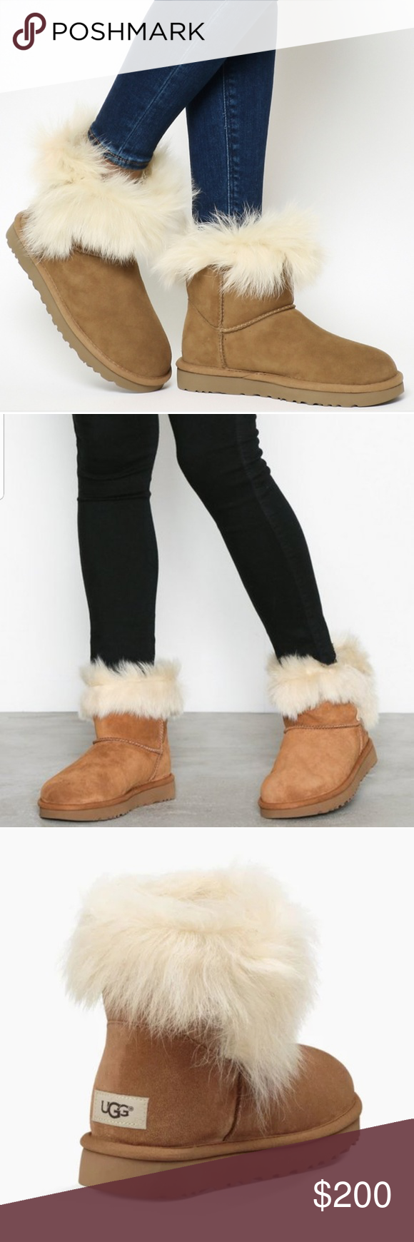 c72df608069 UGG boots Milla Chestnut Ugg Australia. Milla style boots in ...