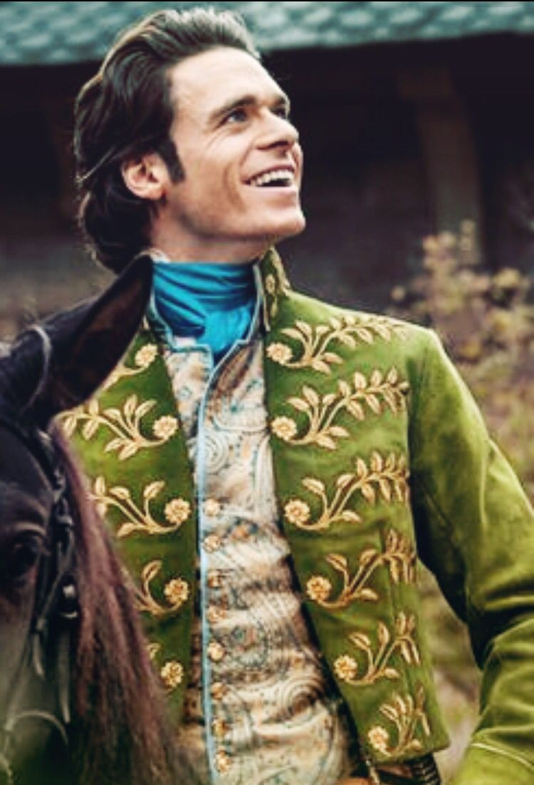 Prince Charming | Cinderella movie, Richard madden ...