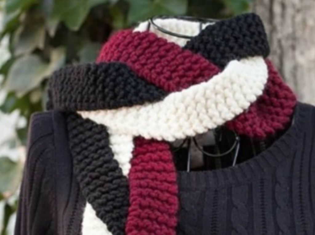 40+ Best Knitting Scarf Ideas To Try This Year in 2020 ...