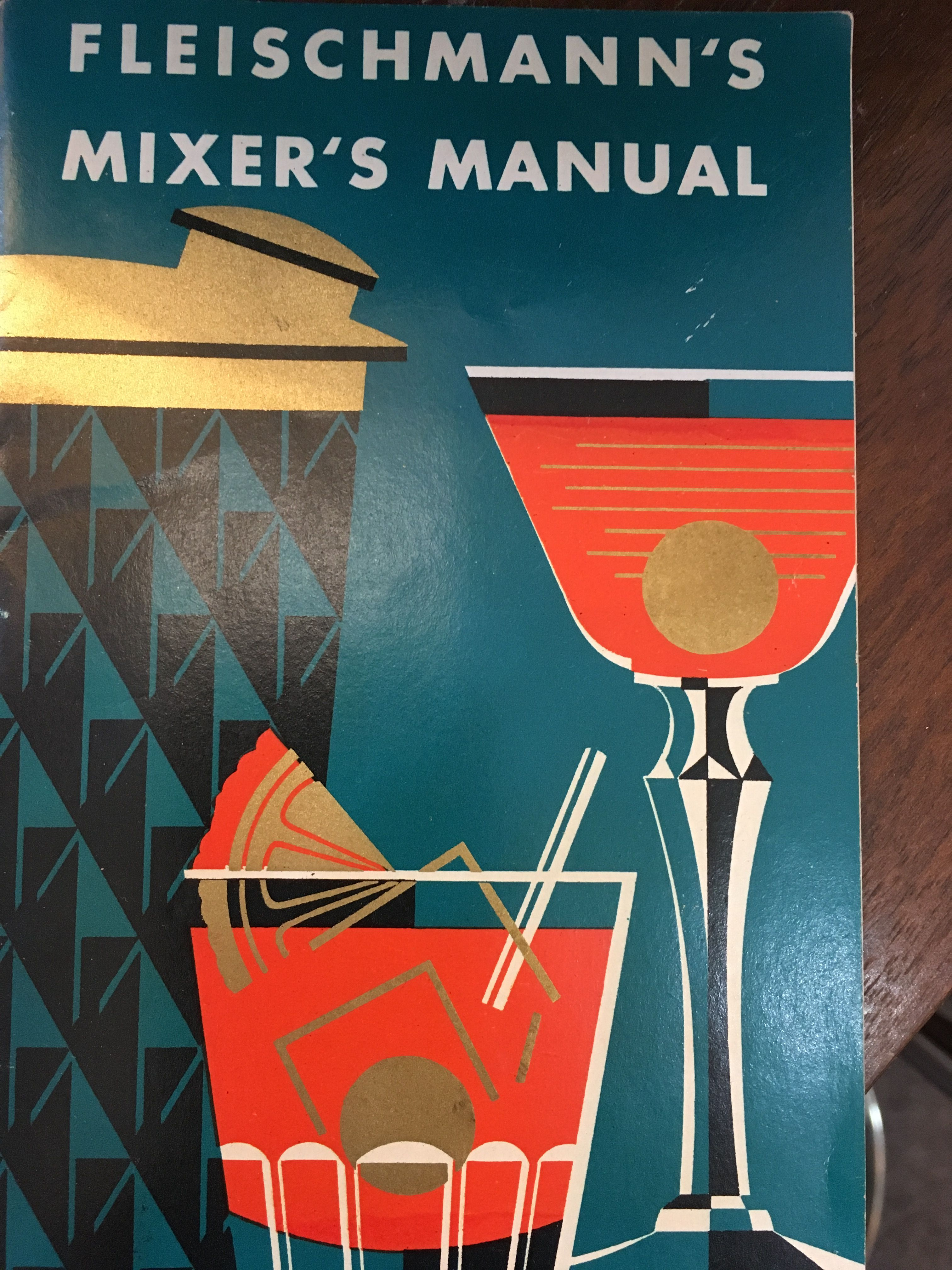 Great mid century graphic graphic art poster