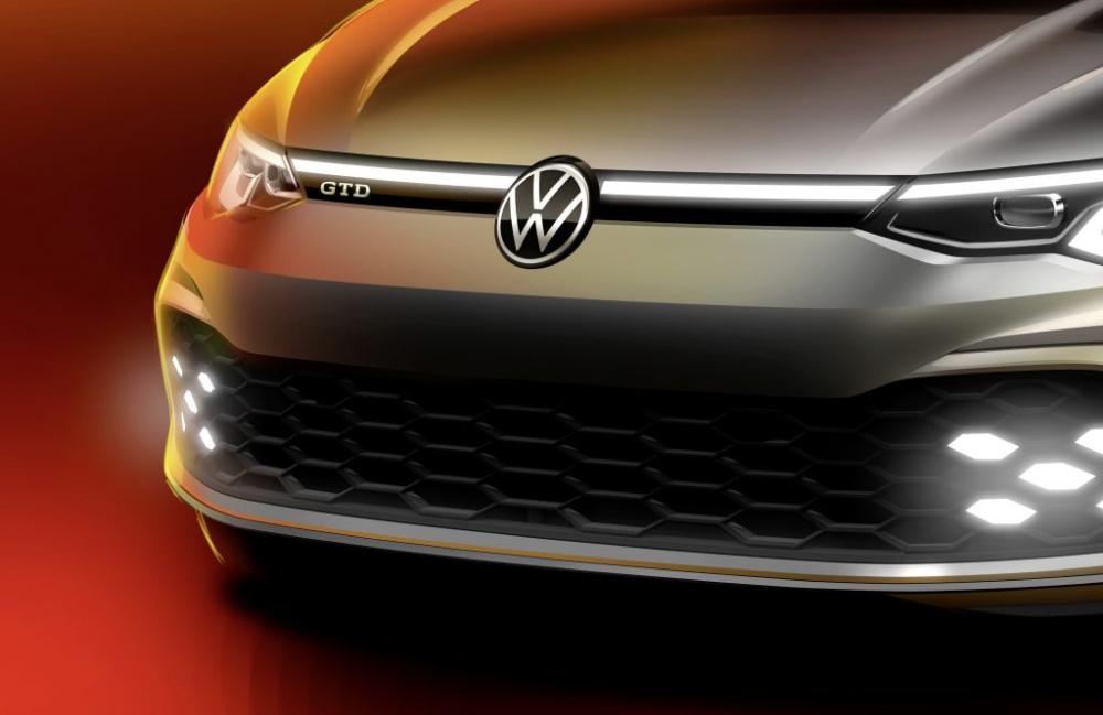 2019 Volkswagen Golf Gtd Car Gallery Golf Gti Vw Golf Volkswagen