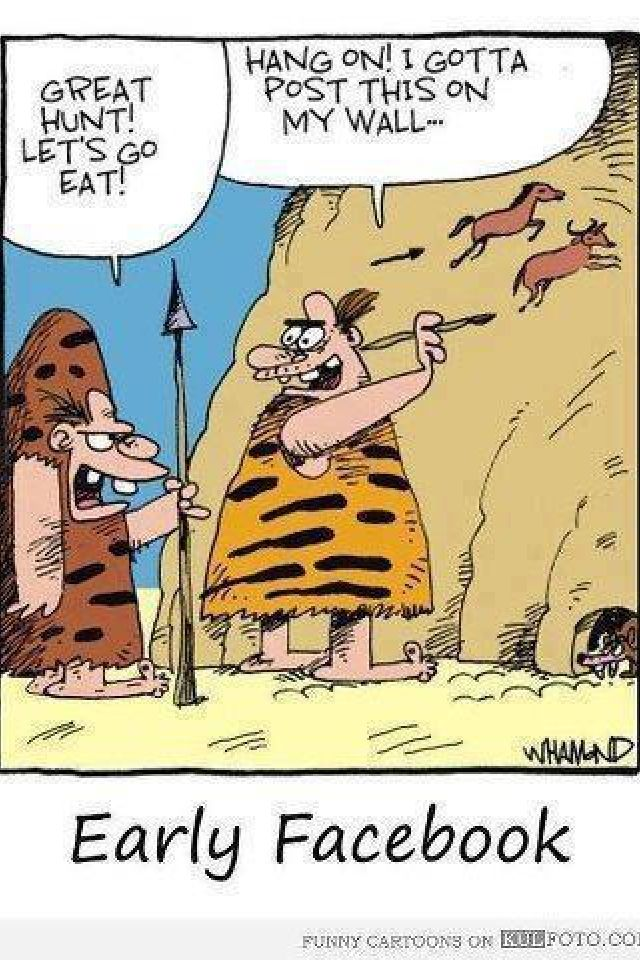 Stone Age Humor Funny Cartoons Jokes Social Media Humor Funny Cartoons