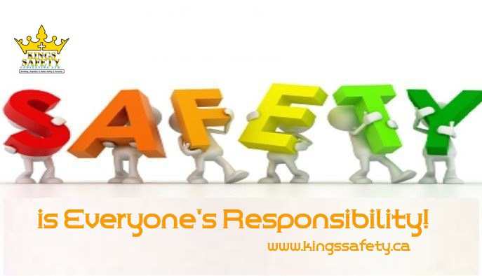 In A Culture Of Safety Everyone Has A Role And Responsibility To
