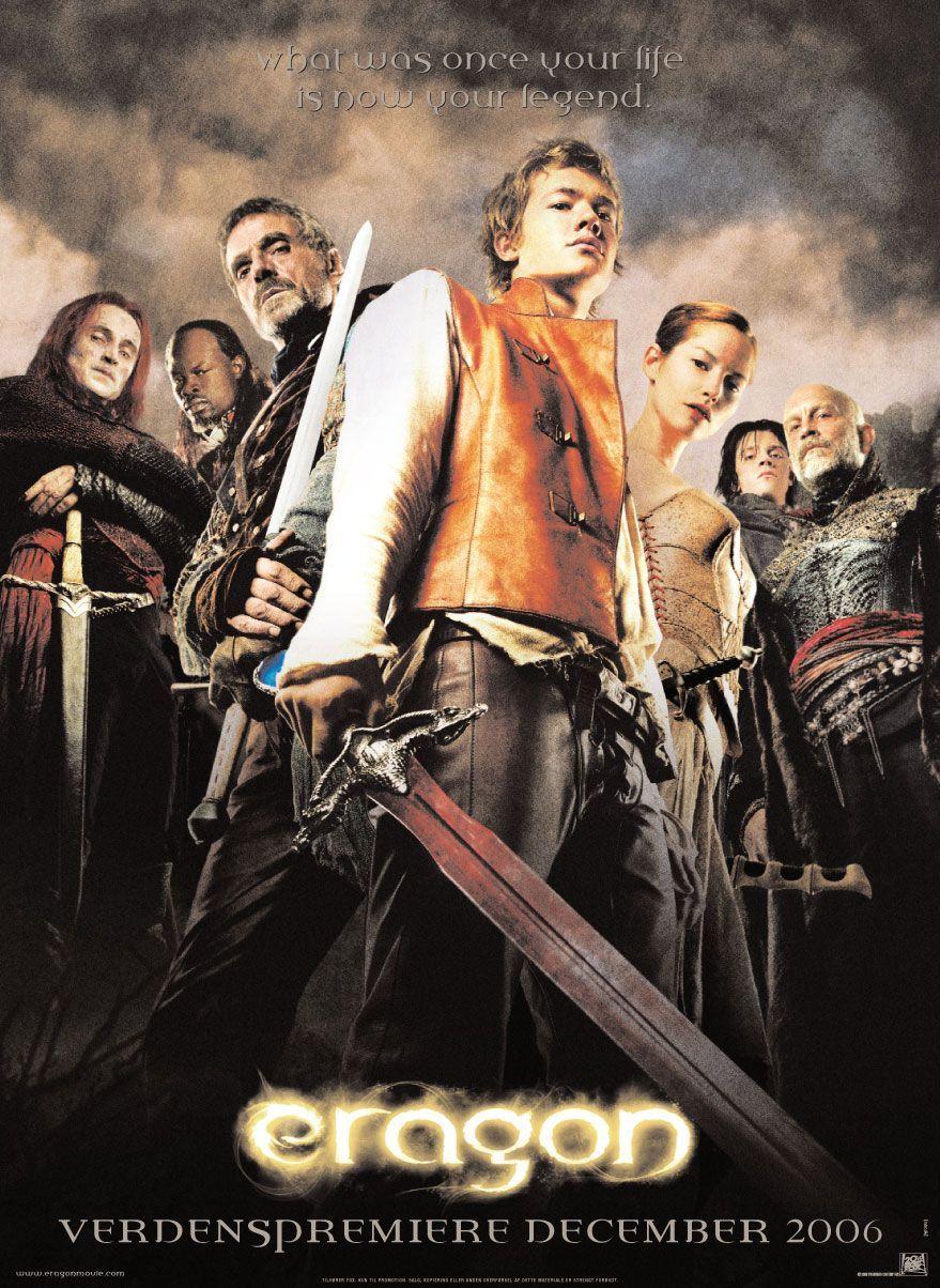 Eragon , starring Ed Speleers, Sienna Guillory, Jeremy ...