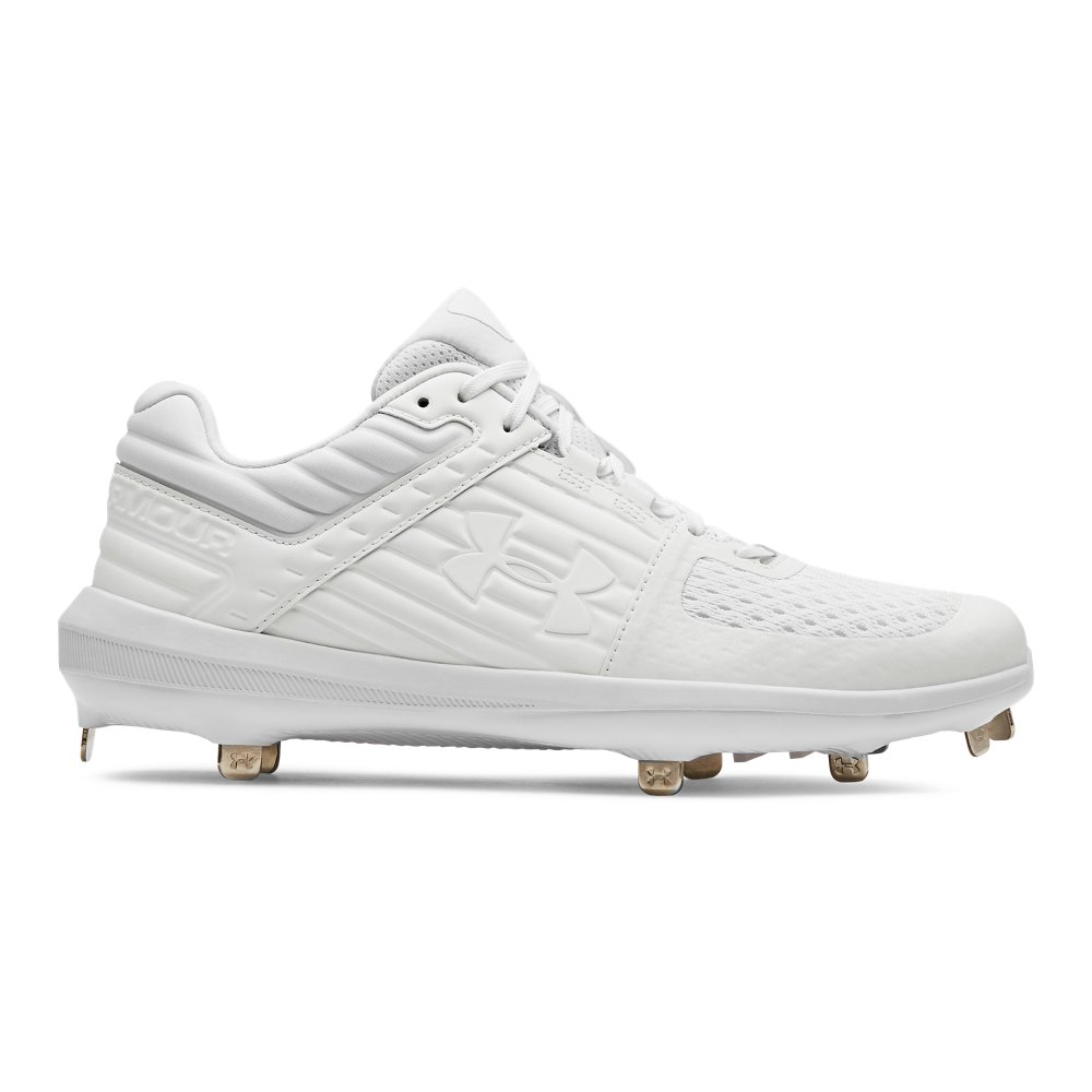 Under Armour Mens Yard Low St Baseball Cleats Shoe