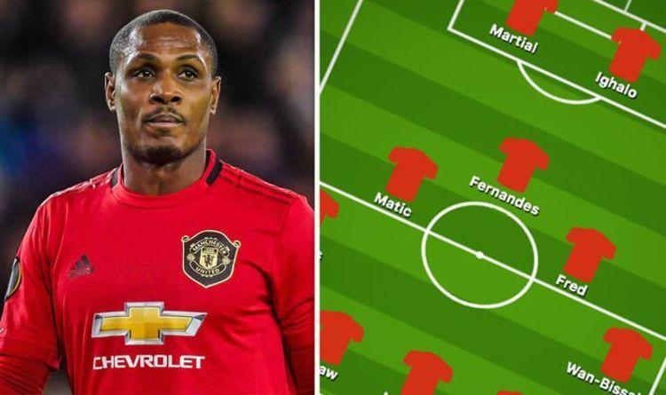 Man Utd Team News Predicted 3 5 2 Line Up Vs Watford Ighalo Among Six Changes Football Sport In 2020 Watford Knee Injury Lineup