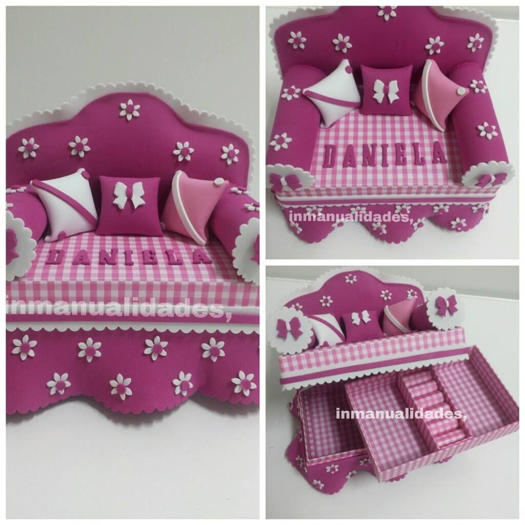 joyero sofa