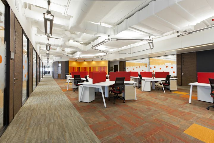 hong kong office space. Cyberport Smart Space Office By Axis Design, Hong Kong