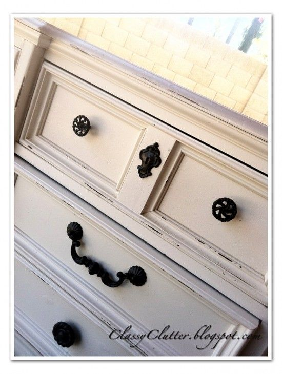 How To Spray Paint Furniture | Home renovations | Pinterest ...