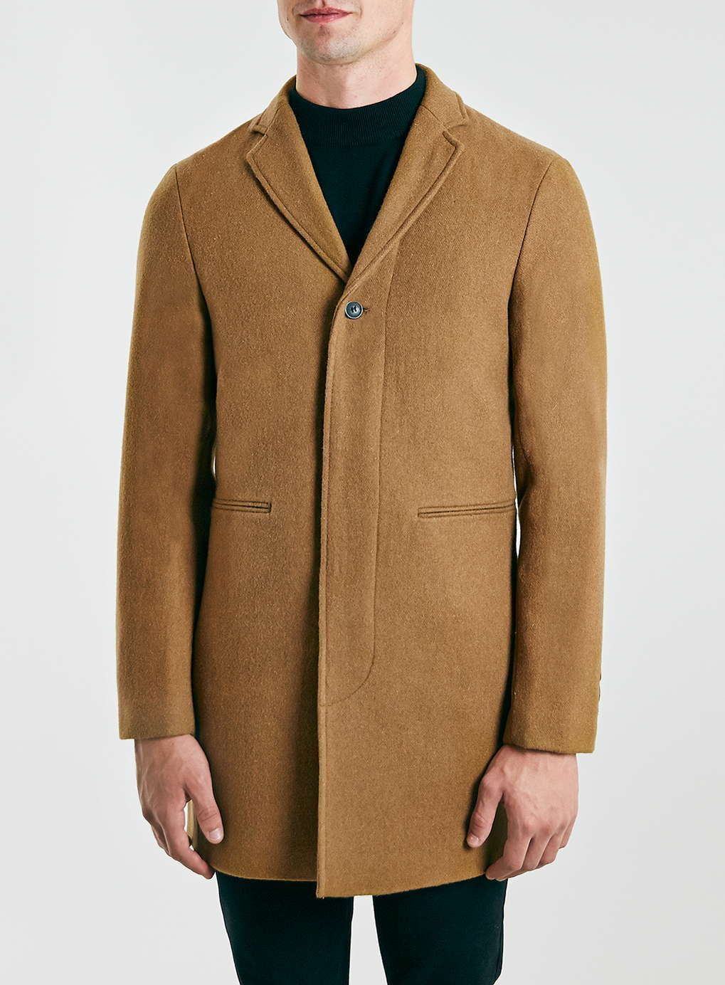 Selected Homme Wool Blend Camel Coat | Coats, Wool and Camel