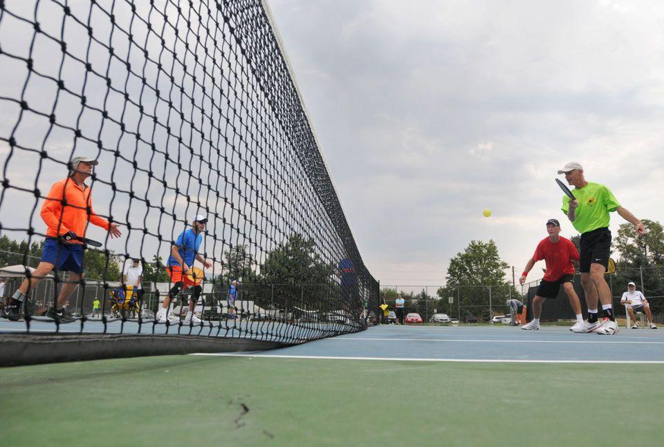 Idaho Senior Games Pickleball Competition Senior games