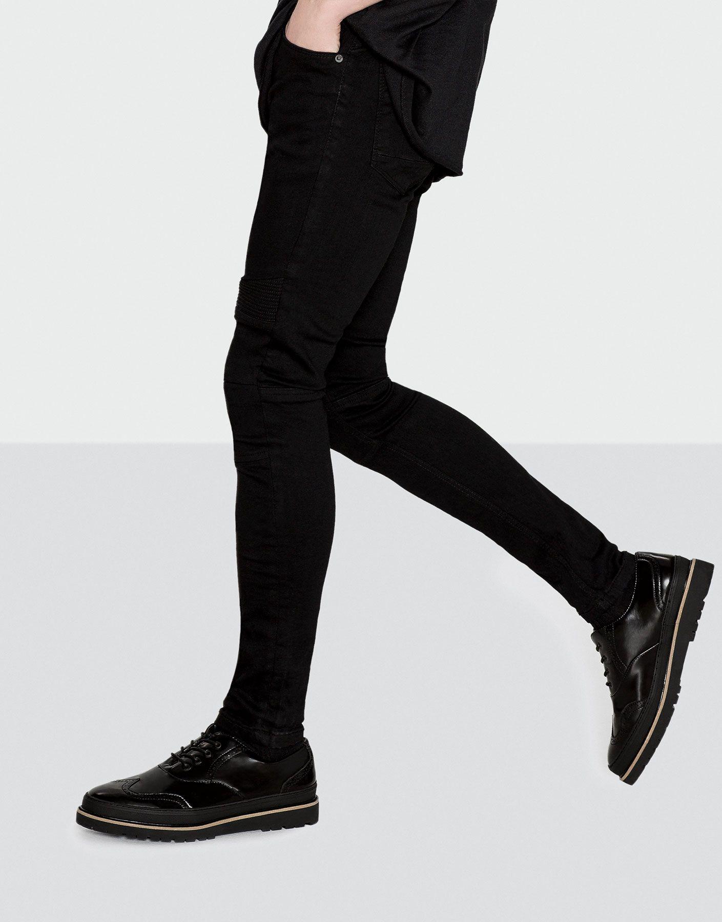 Moda Hombre Blucher Zapatos amp;bear EspañaCosas Calzado Pull L4jq5Ac3RS