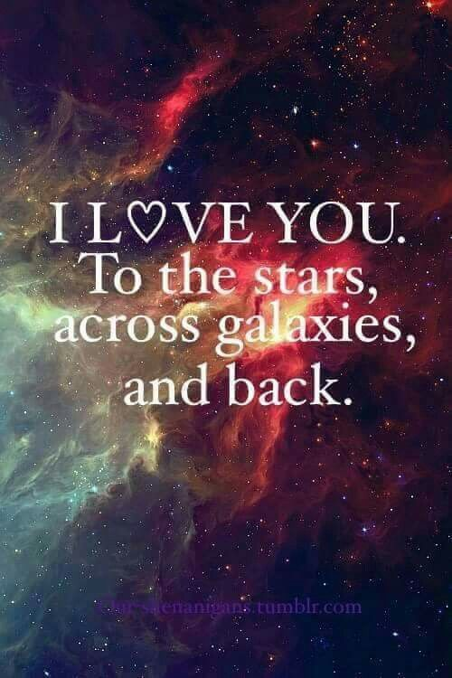 Galaxy Quotes Ur My Dream Come True  Mounir  Pinterest  Wallpaper Couple