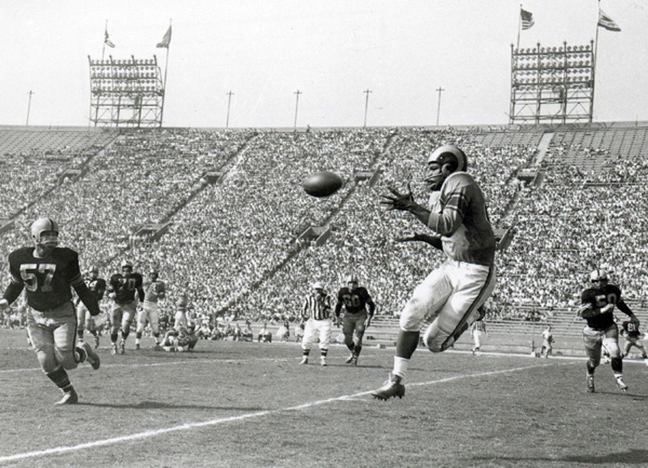 Steelers And Los Angeles Rams 1950 S Los Angeles Rams Steelers Los Angeles