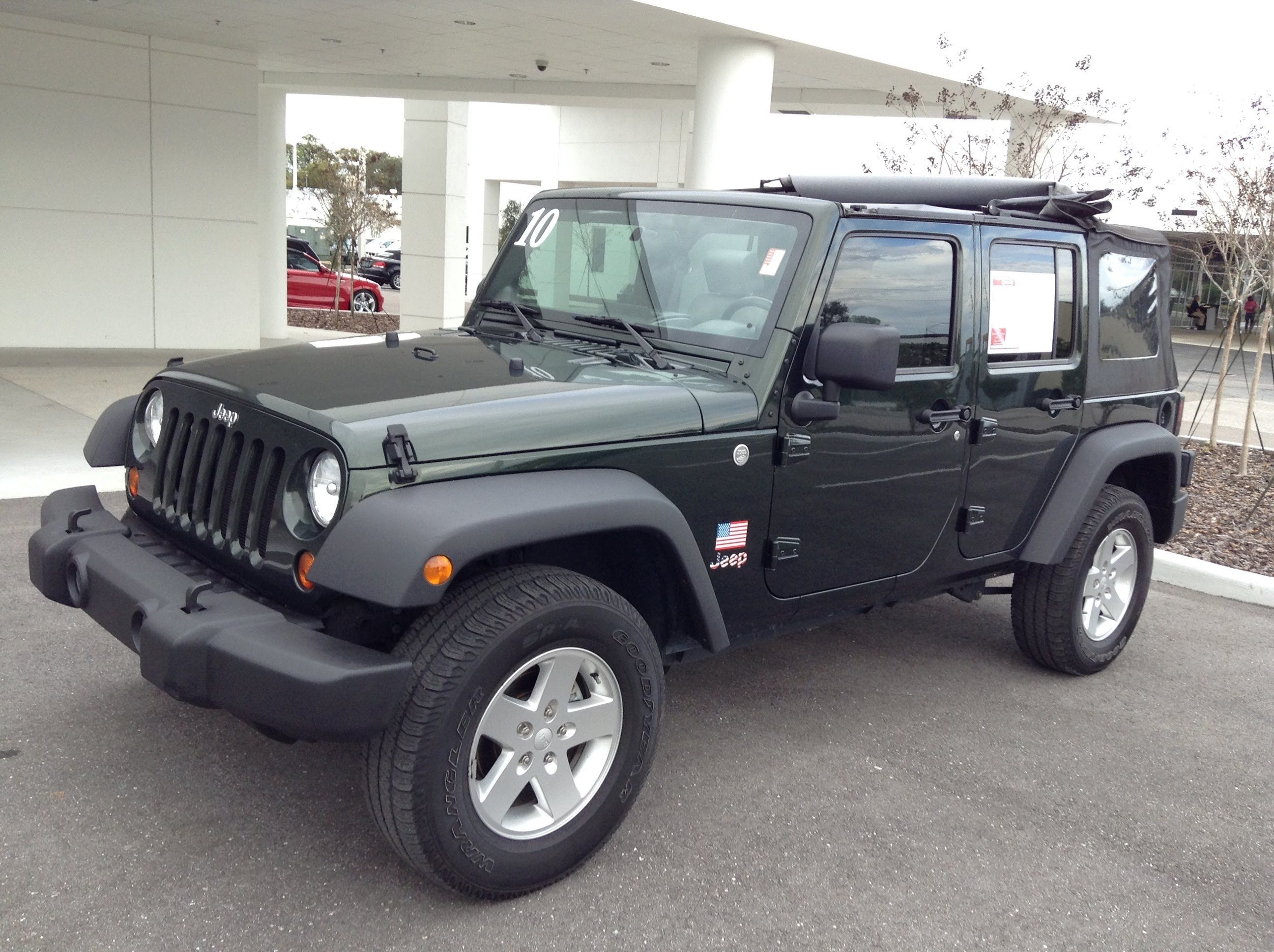 Great Used Jeep Wrangler Florida