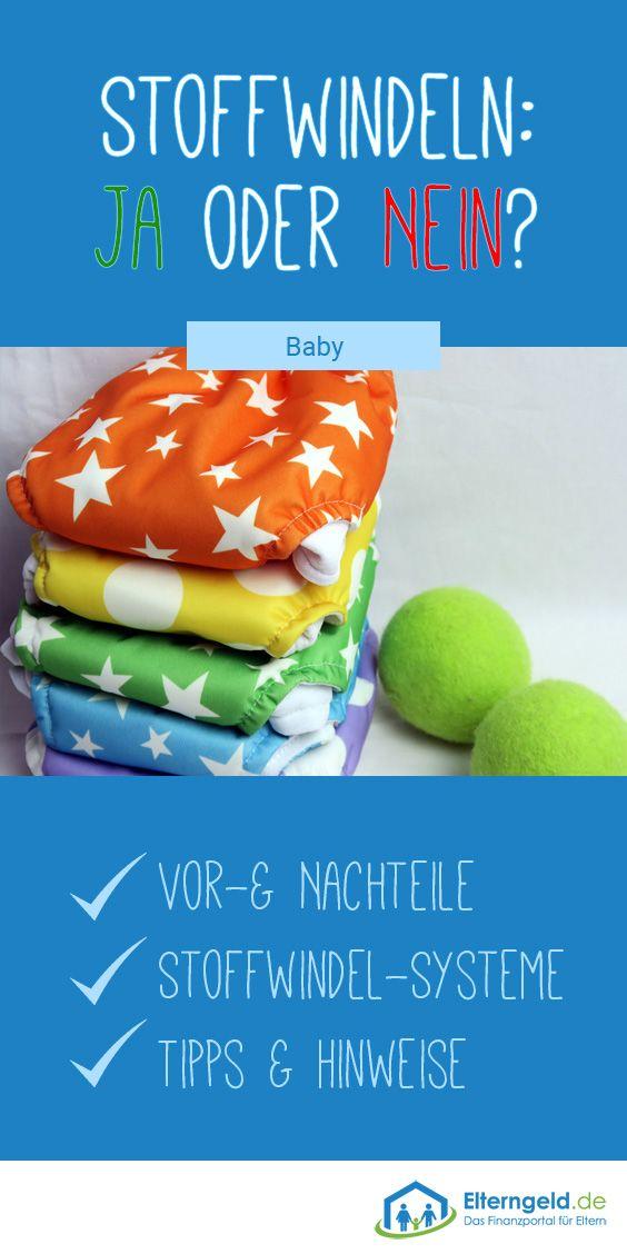 Stoffwindeln als Alternative zu Wegwerfwindeln – Wenn das Baby da ist…