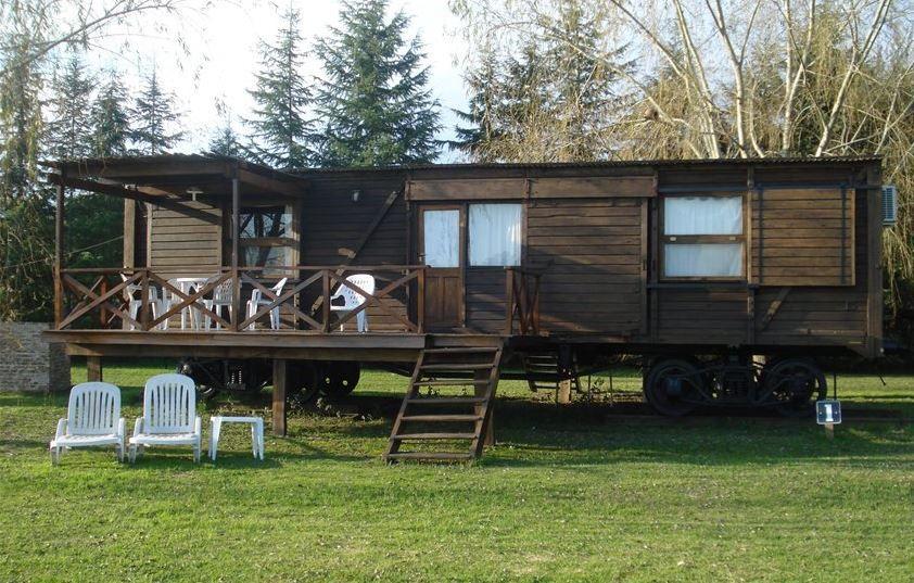 Viviendas economicas hechas de vagones home decor en - Casas prefabricadas de contenedores ...