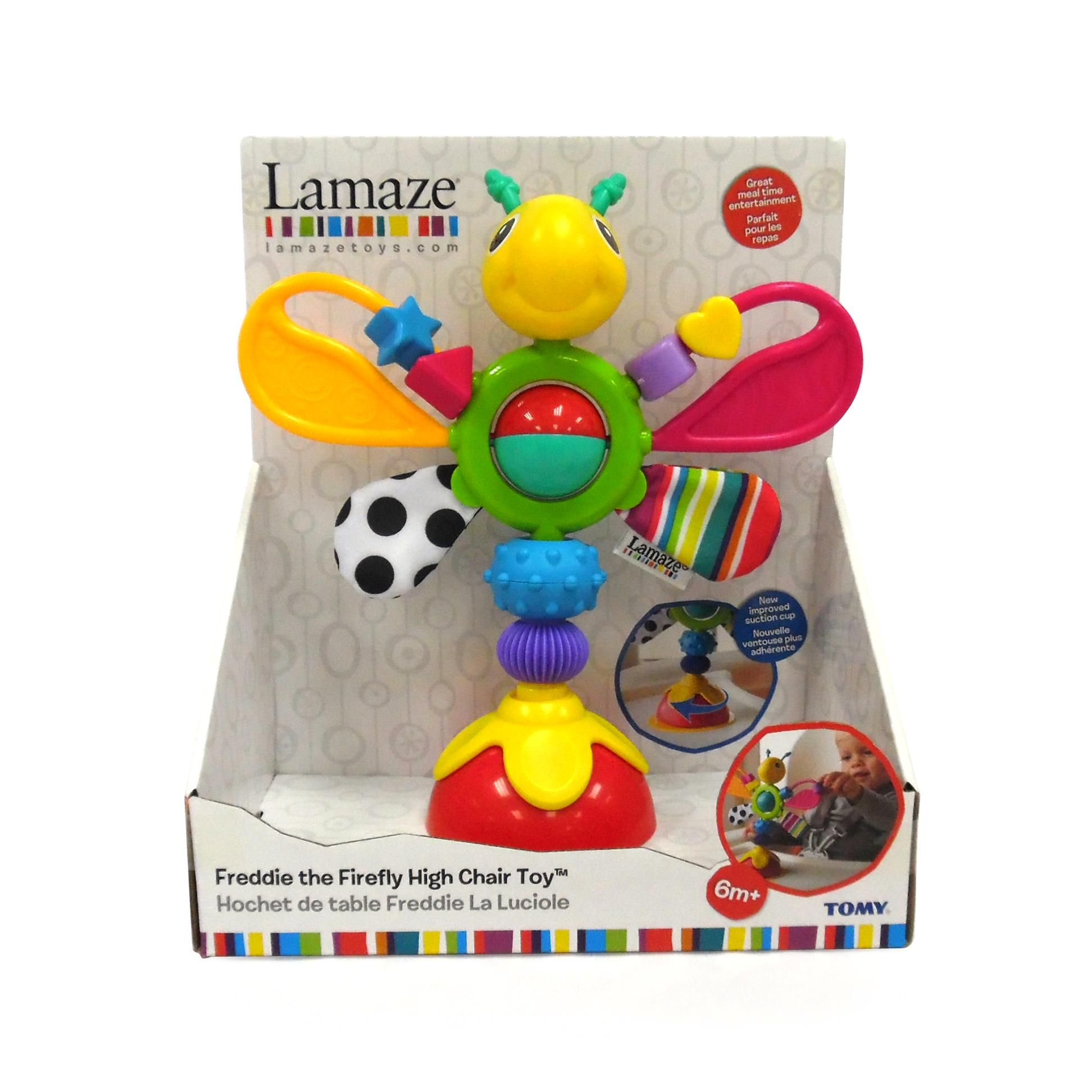 Keep Baby Entertained At The Dinner Table With The Freddie The