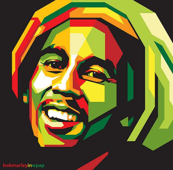 """""""One good thing about music, when it hits you, you feel no pain."""" - Bob Marley"""