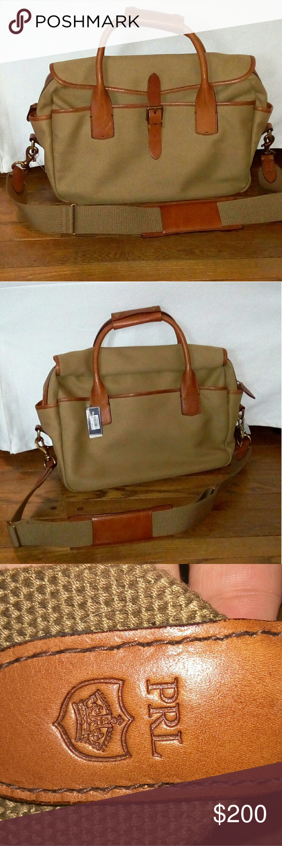 I just added this listing on Poshmark  NWT Ralph Lauren Laptop Bag.   shopmycloset  poshmark  fashion  shopping  style  forsale  Ralph Lauren   Handbags 067831bebc