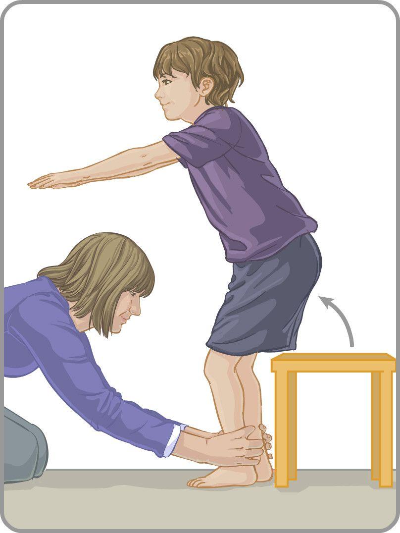 Phrase... super, toe walking in adults treatment