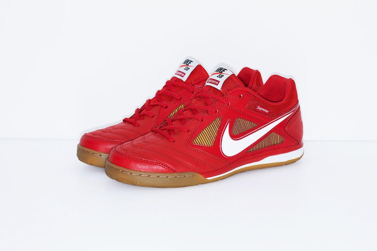 bostezando locutor nacionalismo  Supreme x Nike Sb Gato: Release Date, Price & Info   Sneakers, Supreme  shoes, Shoe releases