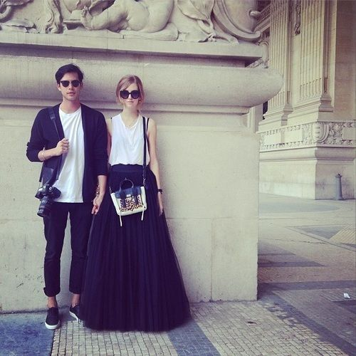 Wastelandian Fashion Fashion Couple Stylish Couple