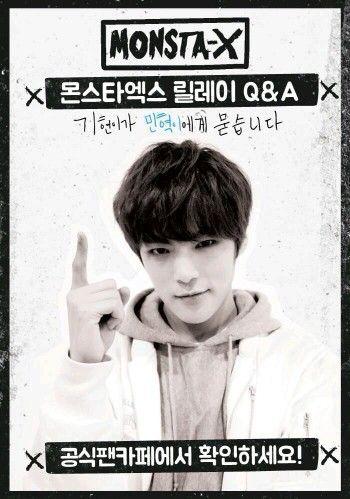 Lee Minhyuk ♥ Monsta X
