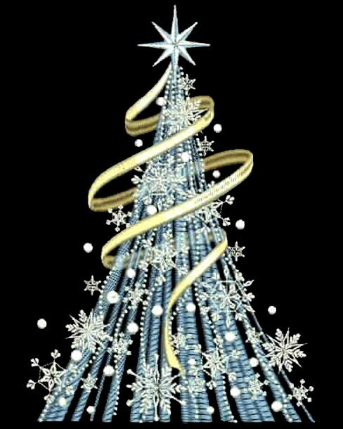 Dream Trees Machine Embroidery Christmas Christmas Tree Embroidery Design Machine Embroidery Designs