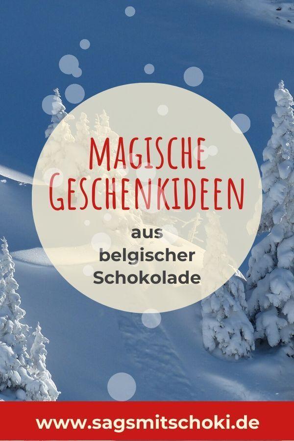 Startseite | Sag's mit Schoki #nikolausgeschenkkollegen