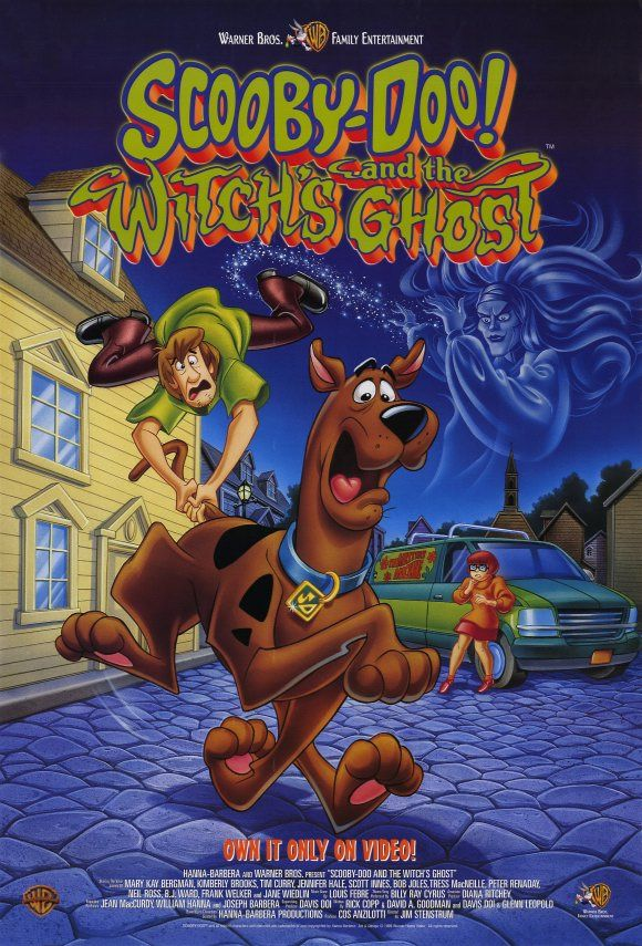 scooby doo movies ScoobyDoo and the Witch's Ghost Movie