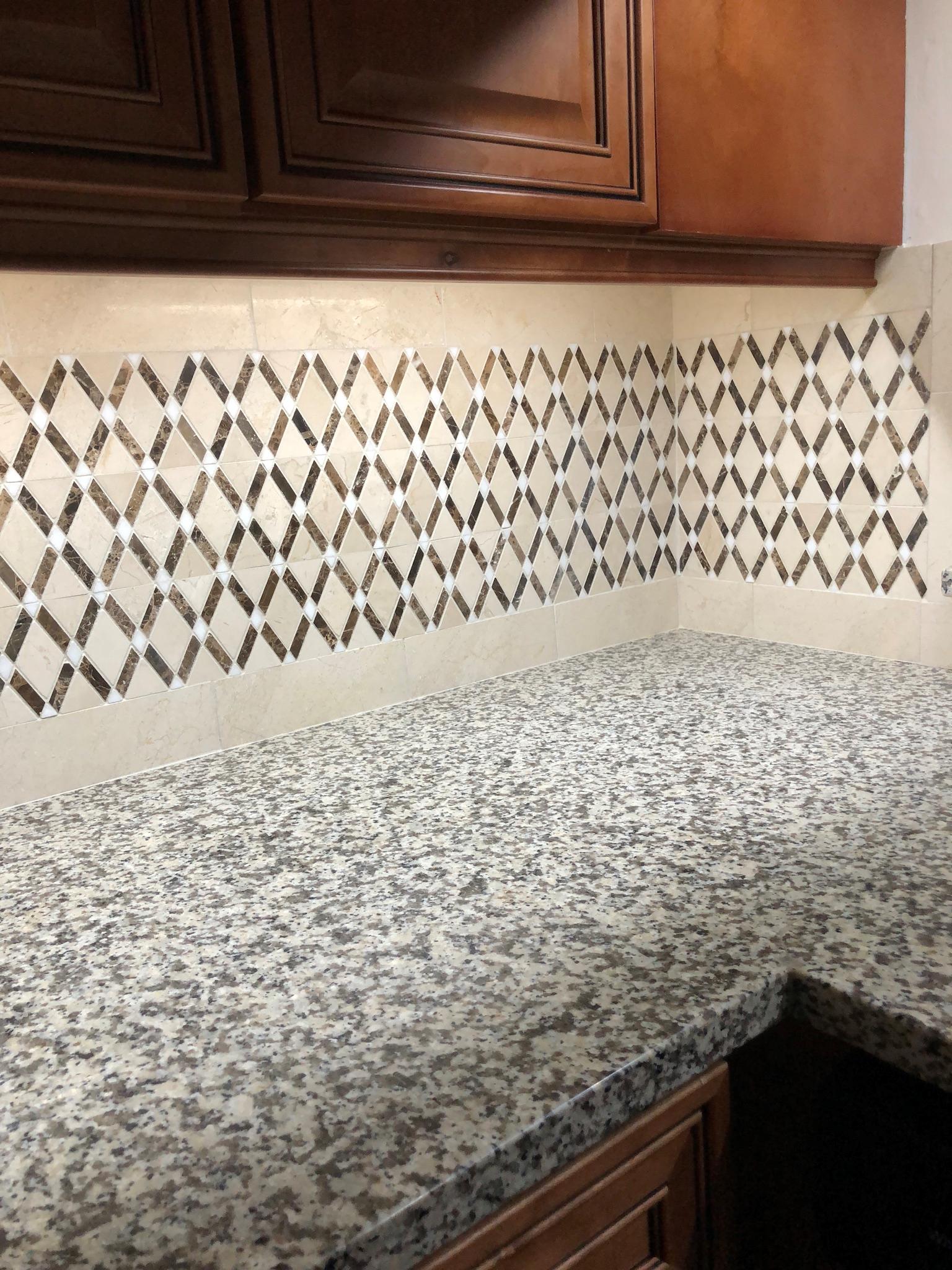 This Is My New Backsplash Tile From Floor And Decor Boynton Beach Fl