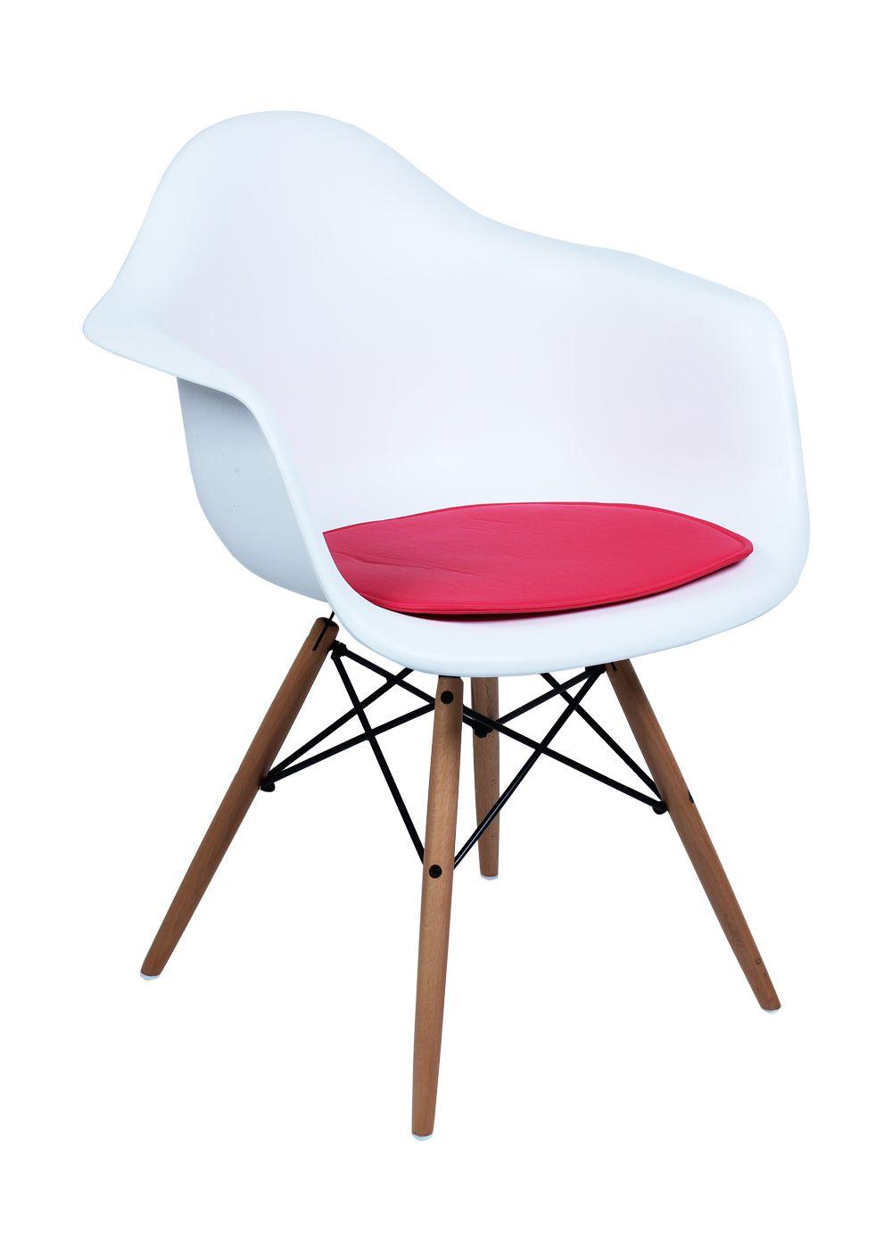 Coussins Pour Chaises DAW Charles Eames