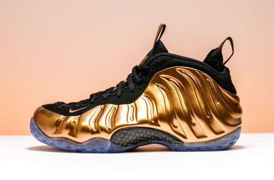 purchase cheap 1febc 237a5 The Nike Air Foamposite One Copper Drops Next Month