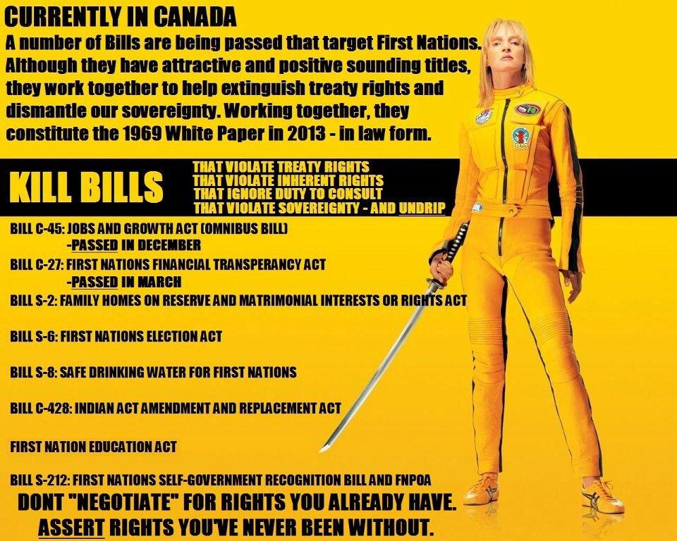 Kill Bills that target First Nations Human rights Pinterest - target job application form