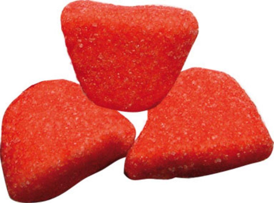 Haribo Primavera Erdbeeren - die waren so süß, dass schon ...