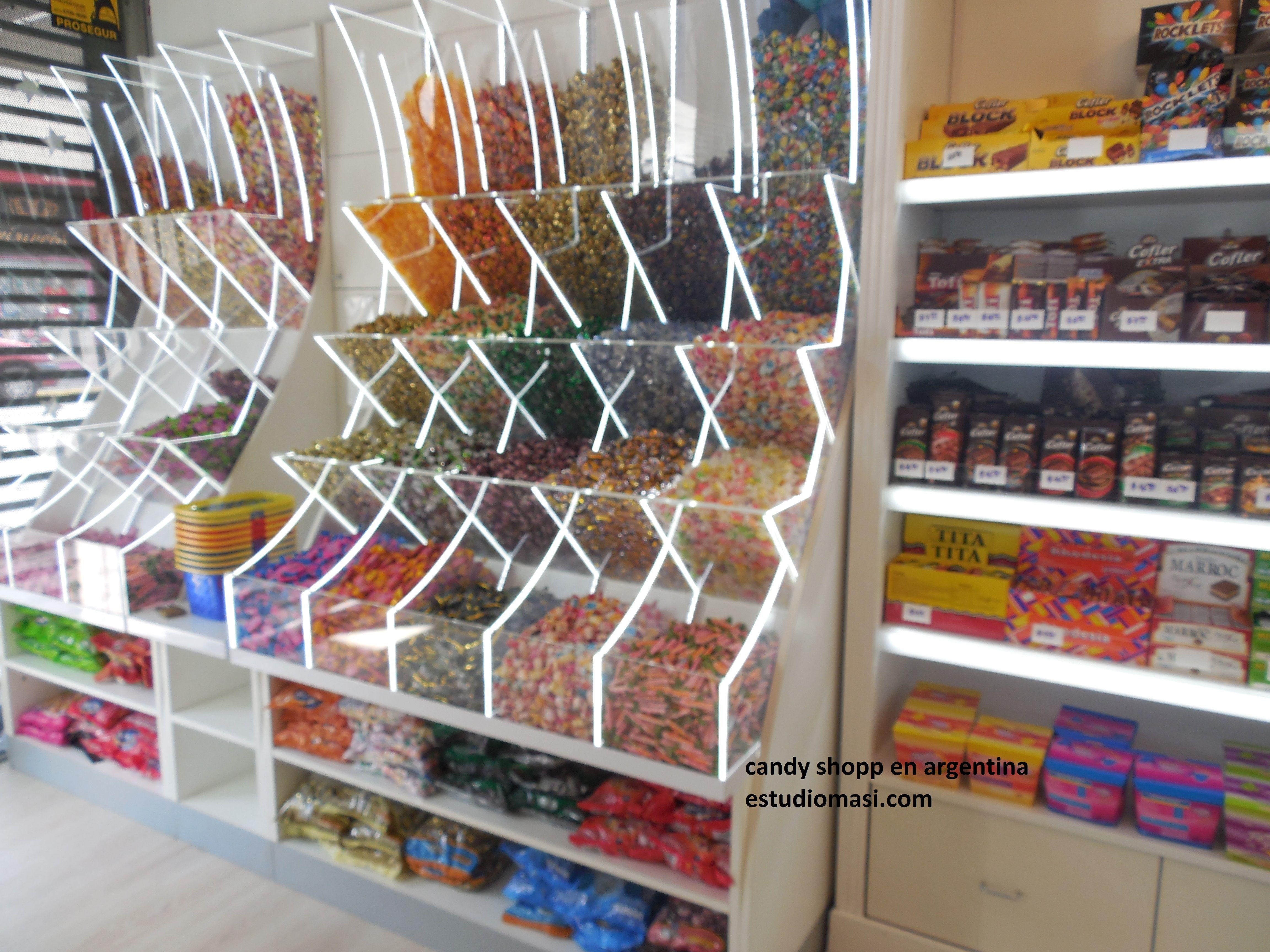 Carameleras Candy B Nh Pinterest Candy Store # Muebles Bernardo Leon