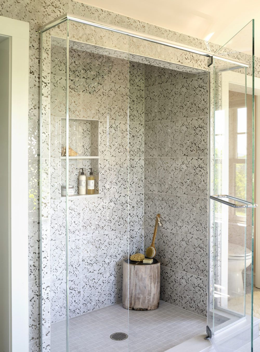 Annie Selke S Barn House In The Berkshires The Tile Shop Blog In 2020 The Tile Shop Annie Selke Tile Remodel