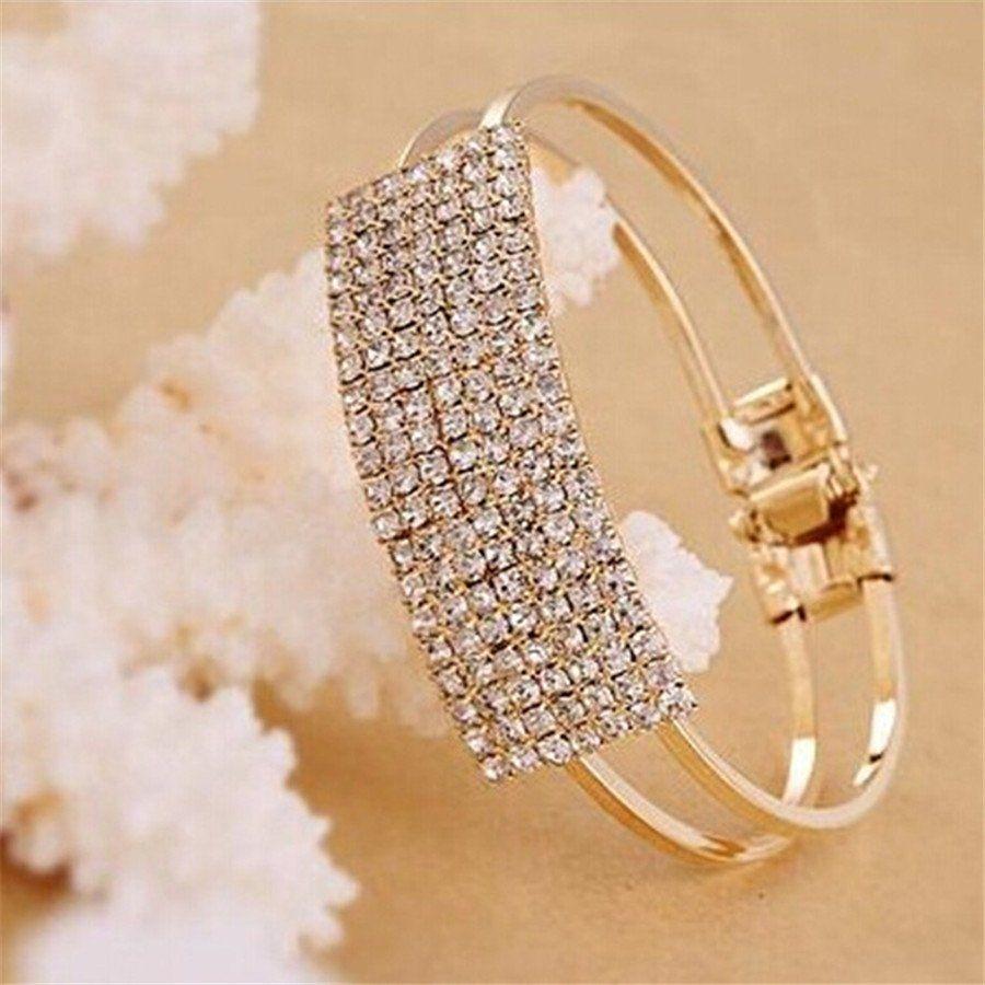 Bracelet femme new fashion elegant flash all over the sky star