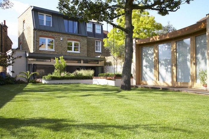 casa victoriana moderna jardim 3