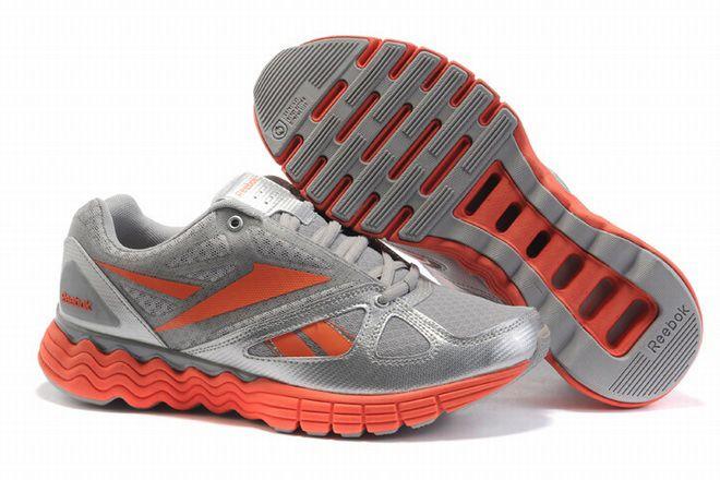 reebok vibetech shoes pink grey