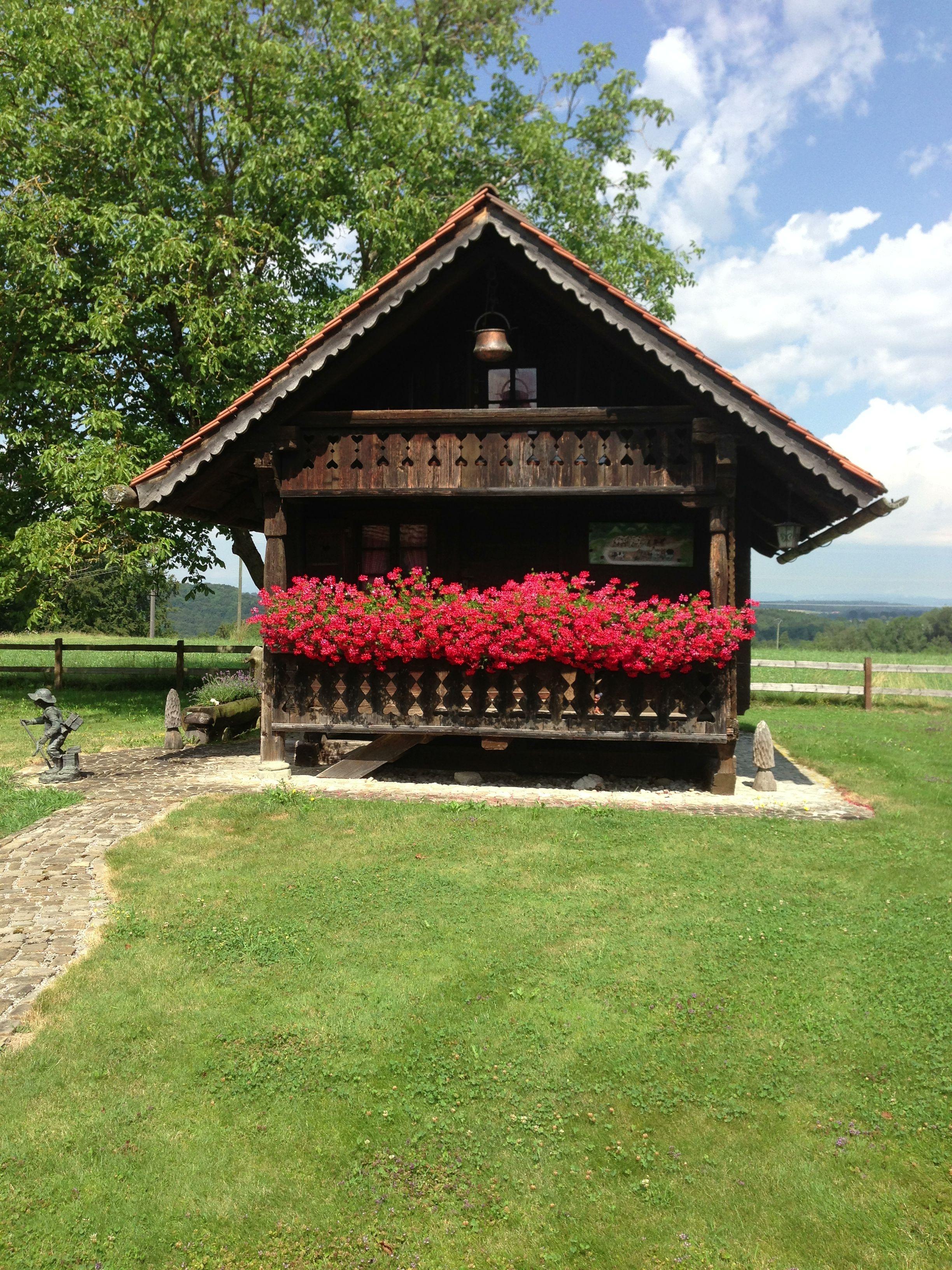 Un Sueno Swiss Chalet Swiss Cottage Chalet