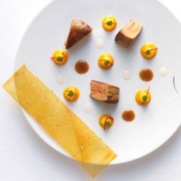 Yannick alleno food pinterest food art food and for Sideboard yannick